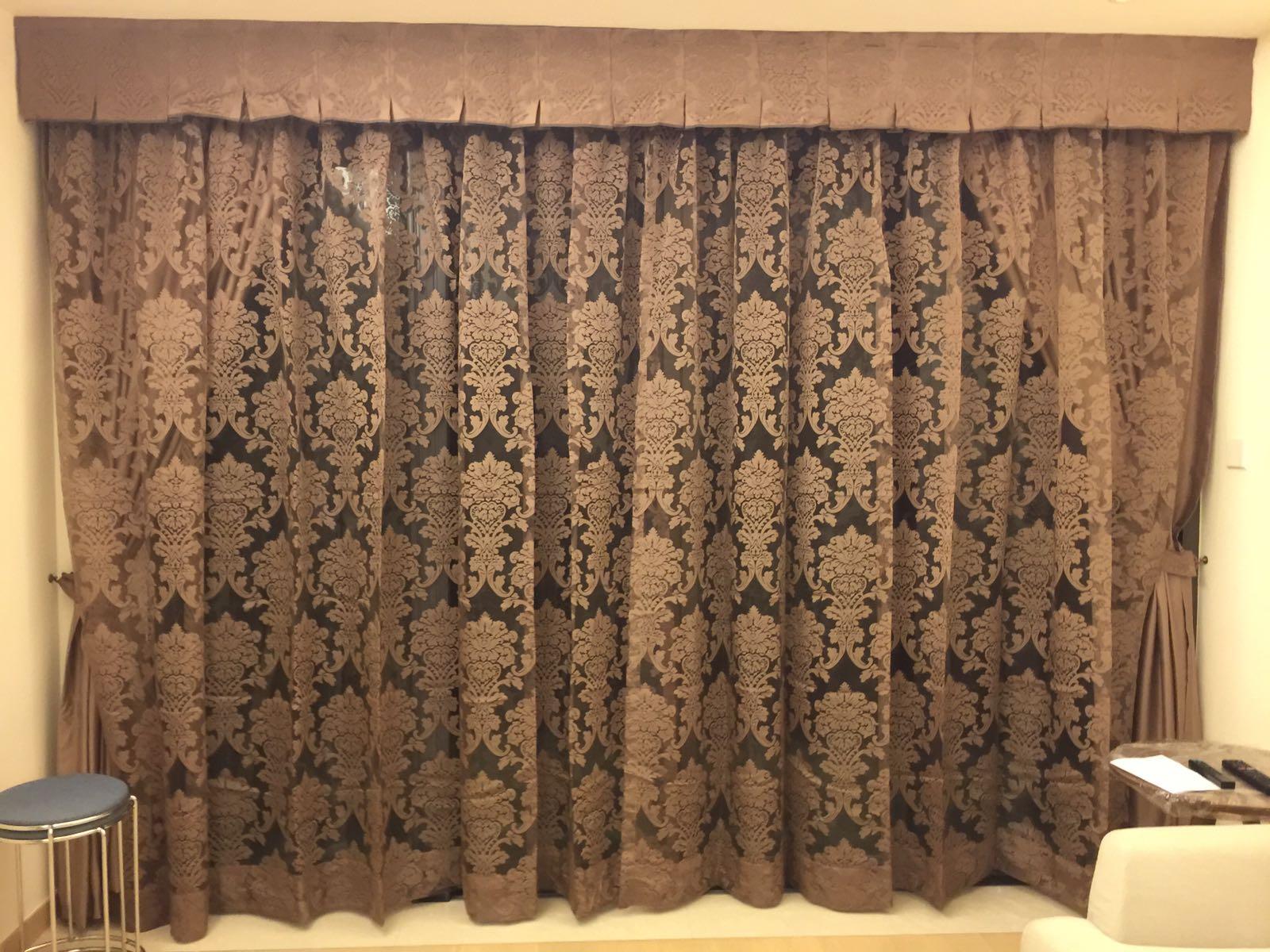 雅居的 窗簾